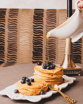 PANCAKE WEEK AT THE VOZDVYZHENSKY of Vozdvyzhensky boutique hotel