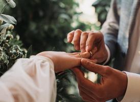 Весілля у нашому готелі: фото нареченої