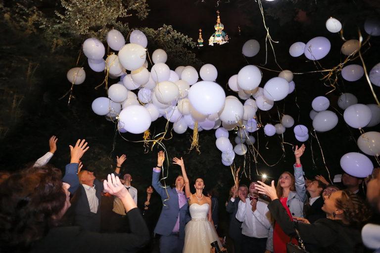 Святкування весілля