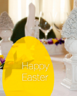 EASTER BASKET BY CHEF of Vozdvyzhensky boutique hotel