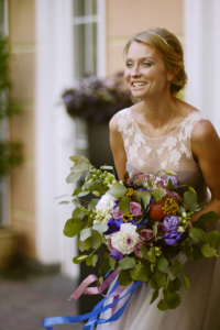 Свадебная церемония в арт-пространстве Chambre