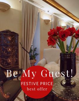 FESTIVE PRICE BEST OFFER of Vozdvyzhensky boutique hotel