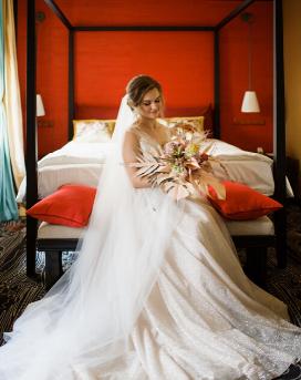 Утро невесты от отеля Воздвиженский