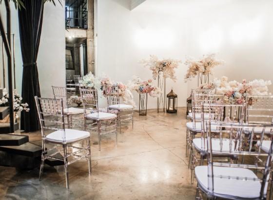 Арт-пространство Chambre для проведения свадебной церемонии в Киеве