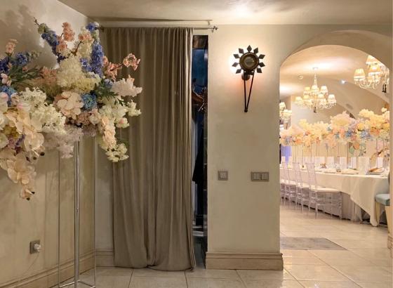 Ресторан для свадьбы в центре Киева - Терраса на Воздвиженке