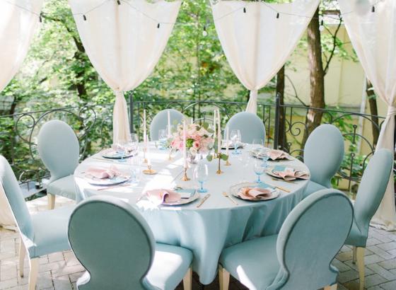 Локация для небольшой свадьбы в центре Киева