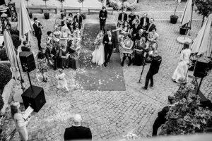 Проведение маленькой свадьбы в ресторане Киева